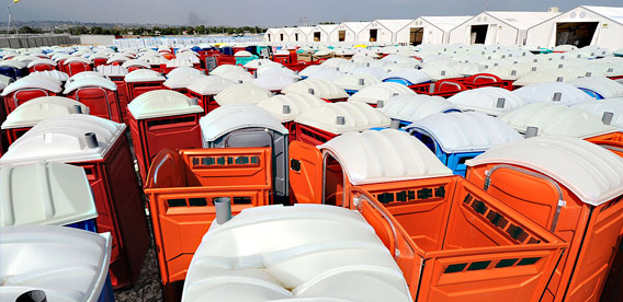 Champion Portable Toilets in Scottsbluff,  NE